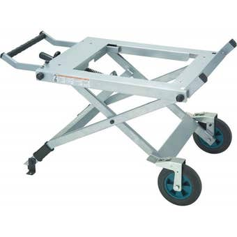 Makita Wheeled Stand Suits MLT100 Table Saw WST03 JM27000300