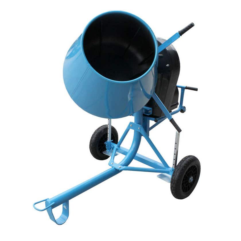 Kelso 3.5CF Electric Cement Mixer