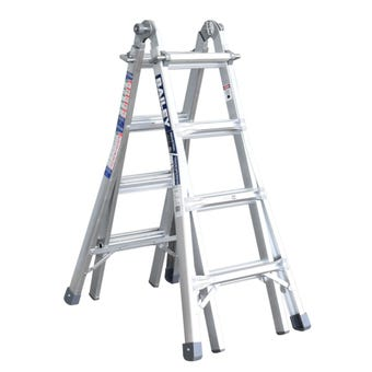 Bailey BXS20 Multi-Purpose Ladder 2.3-4.5m 135kg Industrial
