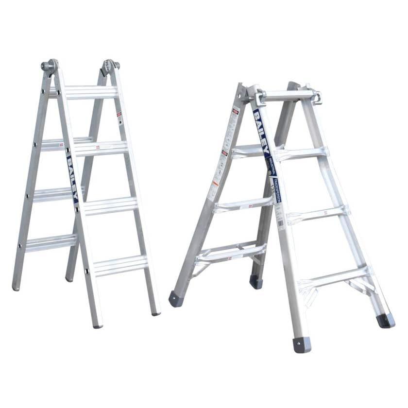 Bailey BXS20 Multi-Purpose Ladder 2.3-4.5m 135kg Industrial