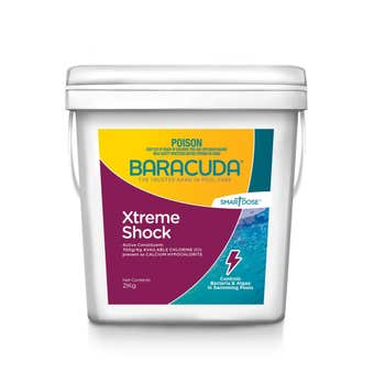 Baracuda Xtreme Shock Pool Treatment 2kg