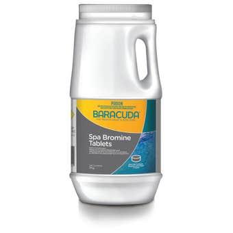 Baracuda Spa Bromine Tablets 1kg