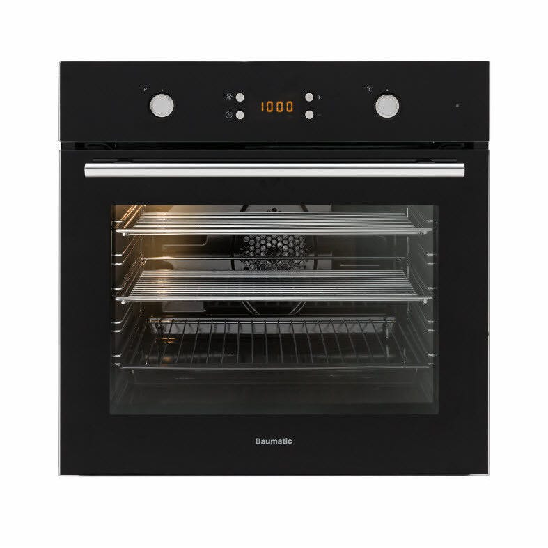 Baumatic 7 Function Built In Oven 600mm
