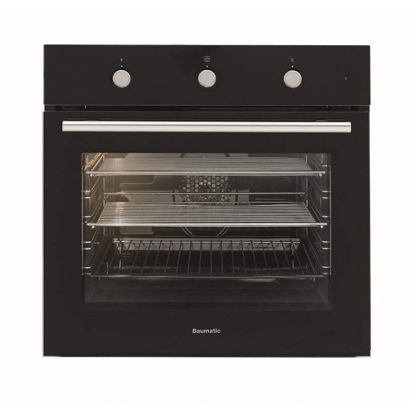Baumatic 5 Function Built In Oven 600mm