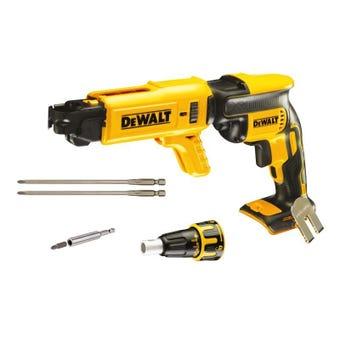 DeWALT 18V Brushless Drywall Screwdriver Skin