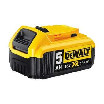 DeWALT 18V 5.0Ah XR Li-Ion Battery