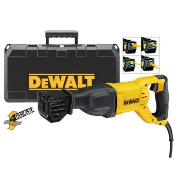 DeWALT 1100W Reciprocating Saw