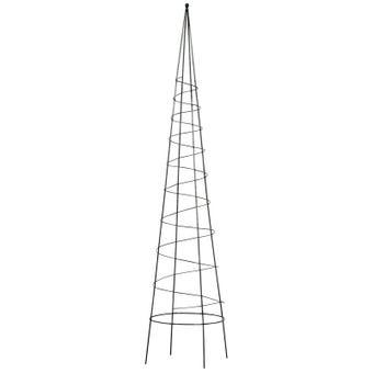 Takasho Hammertone Wire Obelisk 120cm