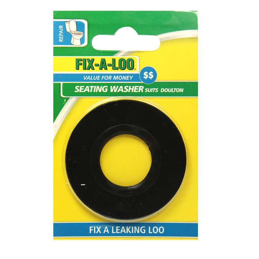 FIX-A-LOO Seating Washer Suits Doulton