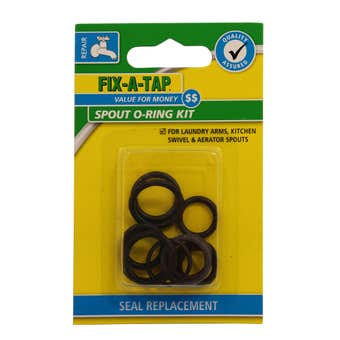 FIX-A-TAP Assorted Spout O-Ring Kit