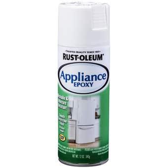 Rust-Oleum Appliance Gloss White 340g