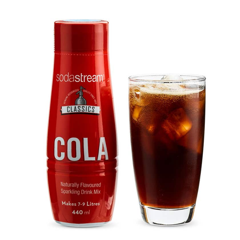 SodaStream Cola 440ml