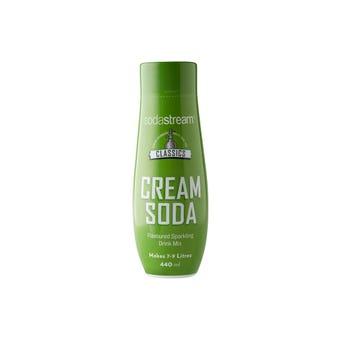 SodaStream Classics Cream Soda 440ml