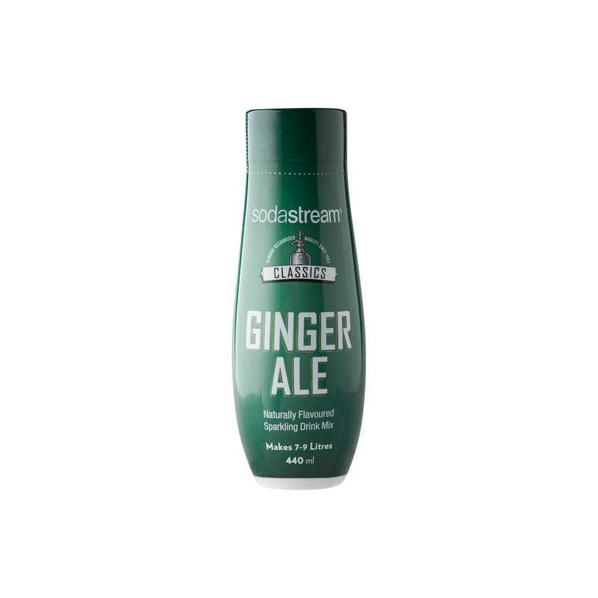 SodaStream Classics Ginger Ale 440ml