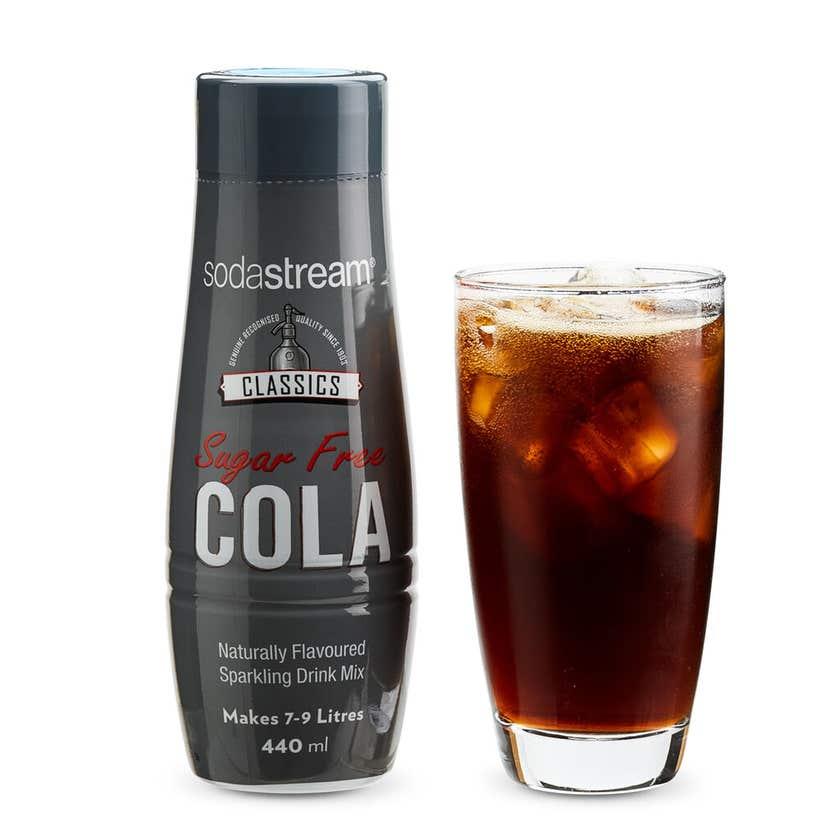 SodaStream Classics Sugar Free Cola 440ml