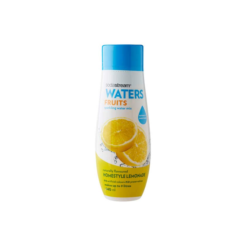 SodaStream Fruits Homestyle Lemonade 440ml