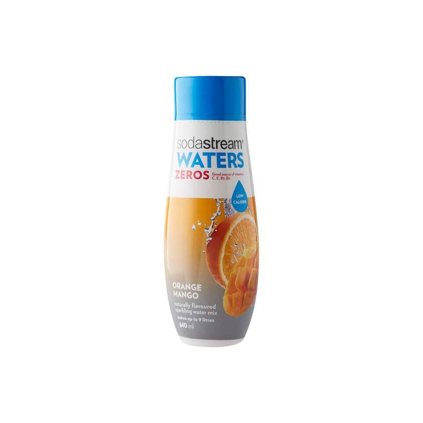 SodaStream Zeros Orange Mango 440ml
