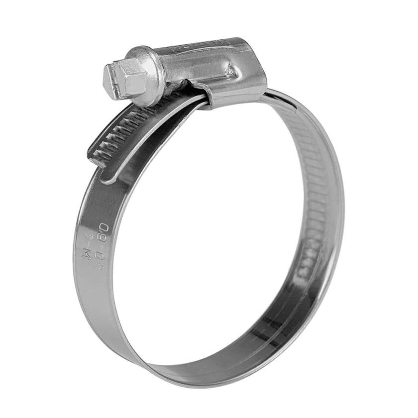 Norma Hose Clamp Galvanised 20 - 32mm - 2 Pack