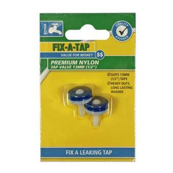 FIX-A-TAP 13mm Premium Nylon Tap Valves
