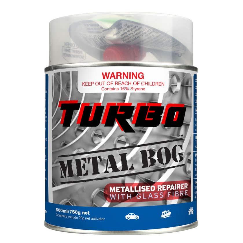 Turbo Metal Bog 500ml