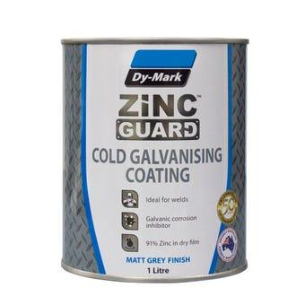 Dy-Mark Zinc Guard Cold Galvanising Coating 1L