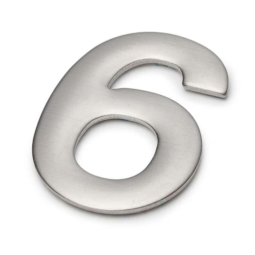 Sandleford Self Adhesive Numeral 50mm