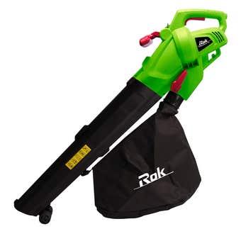 Rok 2400W Electric Blower Vacuum