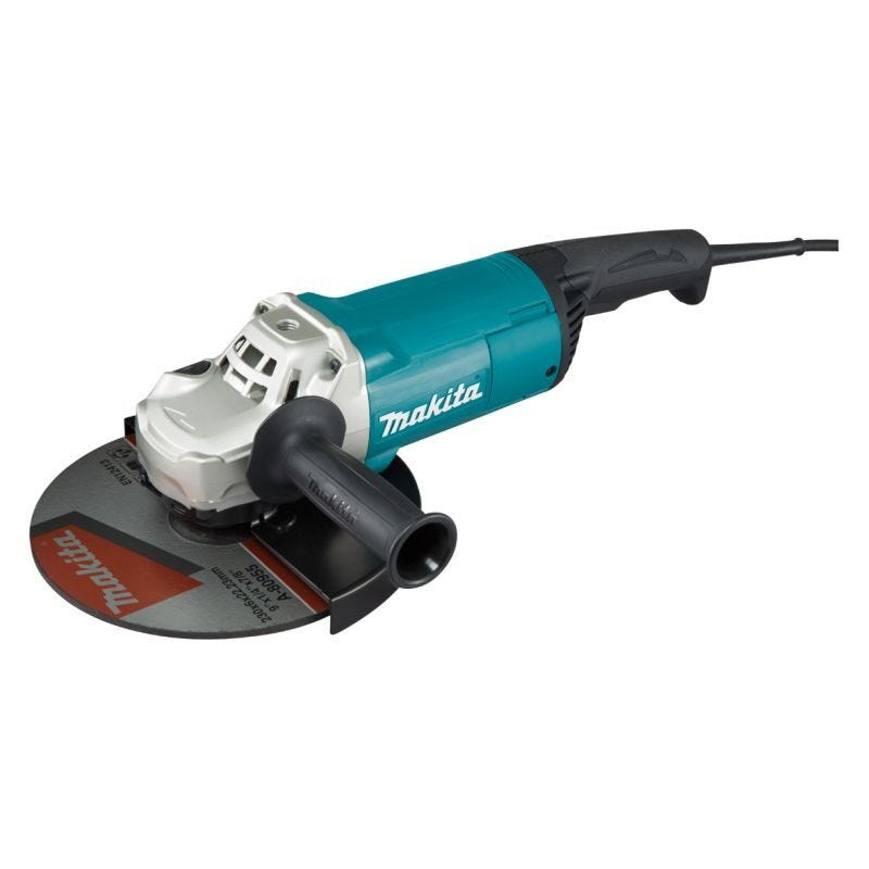 "Makita 2200WAngle Grinder 230mm (9"")"