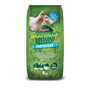 Amgrow Buffalo Lawn Fertiliser 5kg