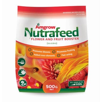Amgrow Nutrafeed Flower/Fruit Booster 500g