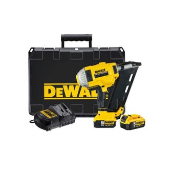 DeWALT 18V XR Brushless Framing Nailer Combo Kit DCN692P2-XE