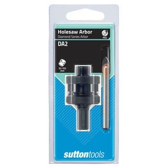 Sutton Tools Diamond Series Holesaw Arbor 32-152mm
