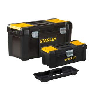 Stanley Essentials Toolbox Combo 320mm & 480mm