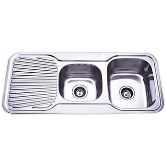 Ultimate Kitchen Sink 1 3/4 Right Hand Bowl