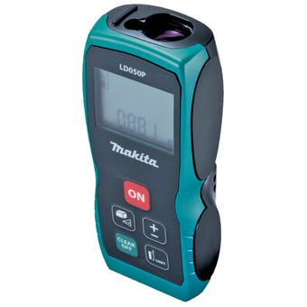 Makita Laser Distance Measurer 50m