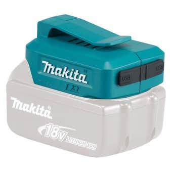 Makita 18V USB Charging Adaptor