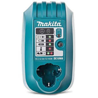 Makita 10.8V Lithium-Ion Battery Charger