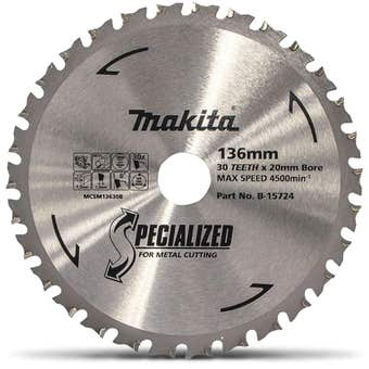 Makita Circular Saw Blade Specialized for Metal