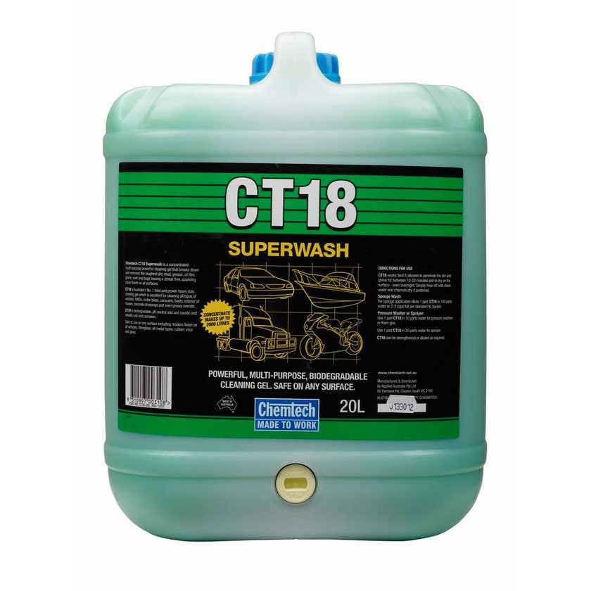 Chemtech CT18 Superwash 20 Litre