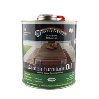 Organoil Garden Furniture Oil Classic Clear 2L