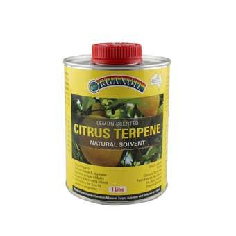 Organoil Citrus Terpene 1L