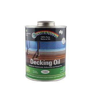Organoil Decking Oil Classic Clear 1L