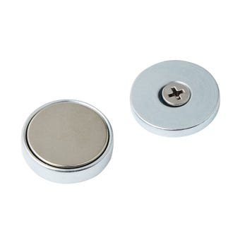 Delf Concealed Magnetic Catch 25mm