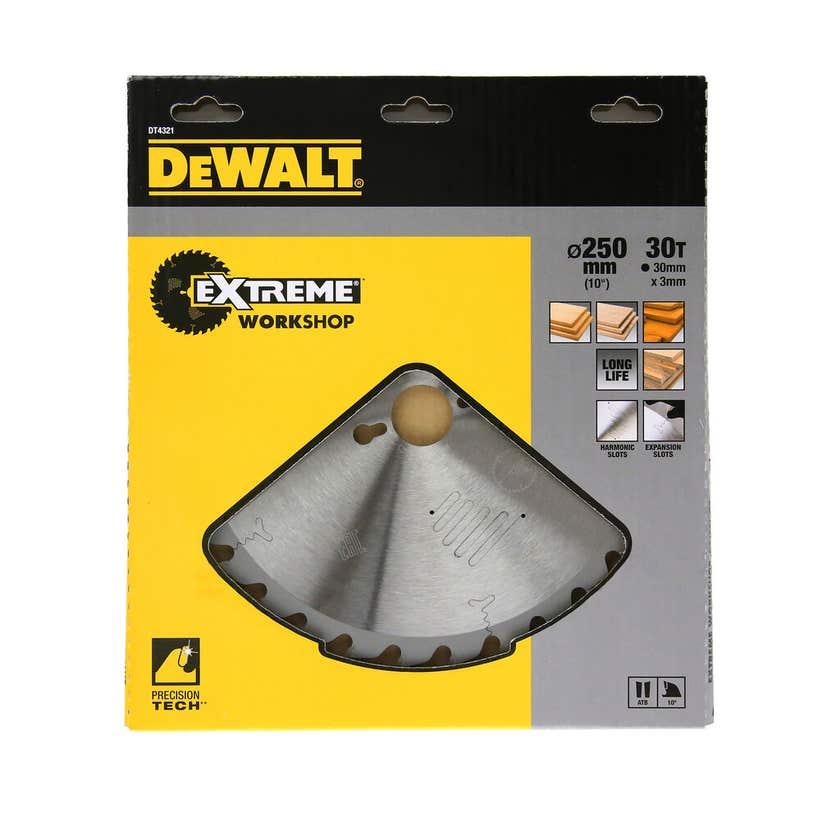 DeWALT Table Saw Blade 255mm