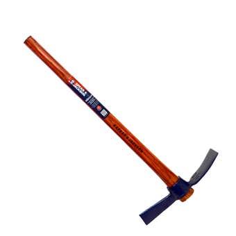 Spear & Jackson Mattock Cutter End Timber Handle