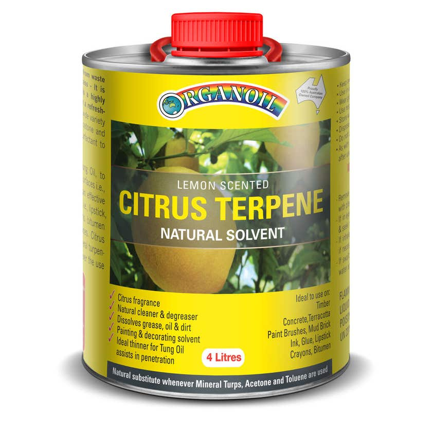 Organoil Citrus Terpene 4L