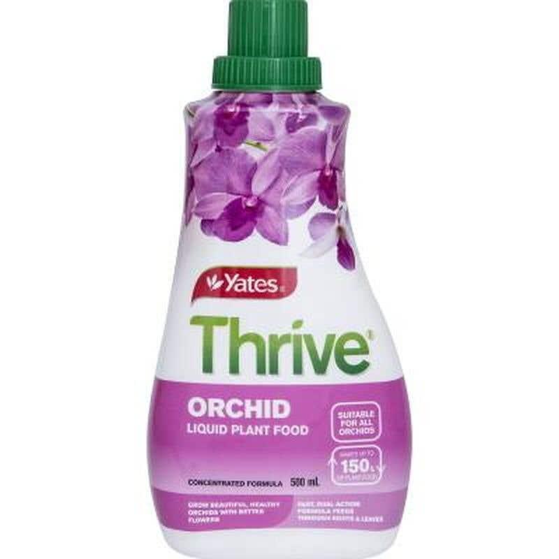 Yates Thrive Orchid Liquid Fertilizer 500ml