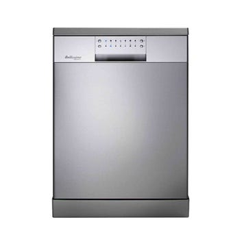 Technika 12 Place Dishwasher Stainless Steel 600mm