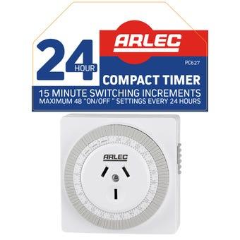 Arlec Compact 24 Hour Timer