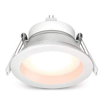 HPM MR16 LED Downlight Warm White 9W 90mm
